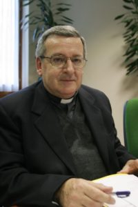 Father Luciano Mainini President Saint Paul